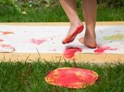 Cuatro actividades divertidas para hacer pintura dedos