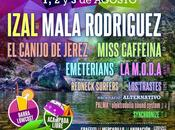 VeraSummer Festival 2014: Izal, Miss Caffeina, M.O.D.A, Trastes...