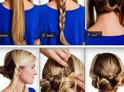 Peinados paso hermosos recogidos