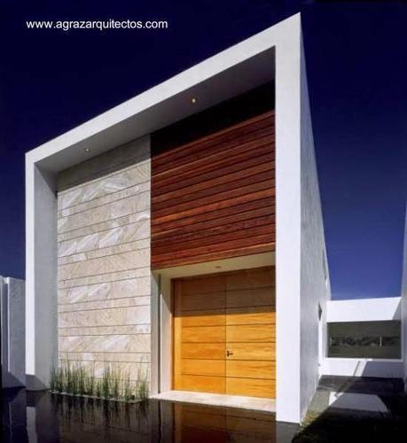 Casas modernas de estilos contempor neos paperblog for Estilos de arquitectura contemporanea