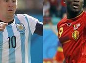Argentina Bélgica Vivo Mundial Brasil 2014