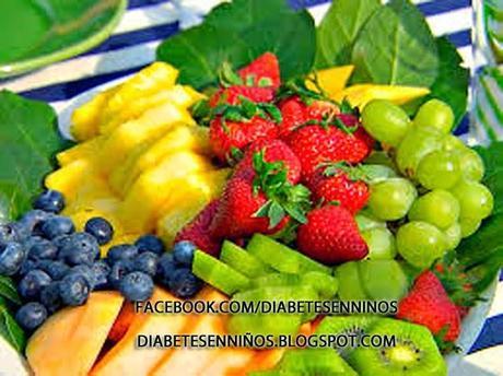 ¿qué frutas pueden comer los diabéticos? - Paperblog