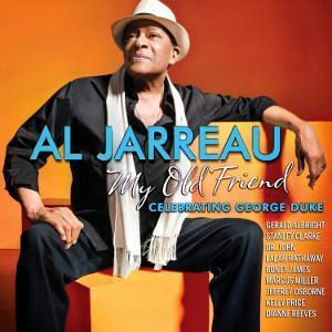 Al Jarreau edita My Old Friend dedicado a George Duke