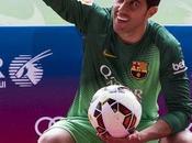 Bravo, presentado Barça