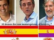 presunto debate entre tres candidatos dirigir PSOE síndrome Estocolmo bases
