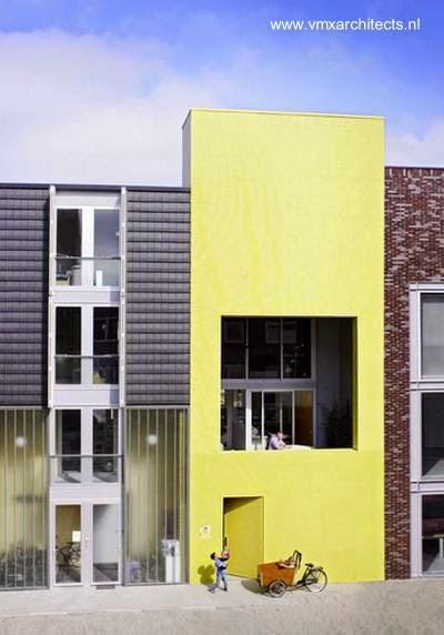 Fachadas de casas modernas y contempor neas paperblog for Casa moderna corea