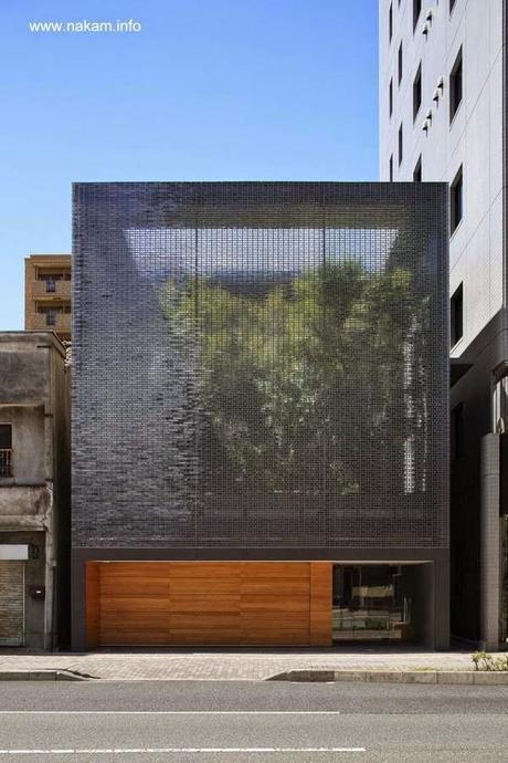 Fachadas de casas modernas y contempor neas paperblog for Fachadas contemporaneas
