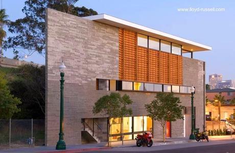 Fachadas de casas modernas y contempor neas paperblog for Fachadas contemporaneas de edificios