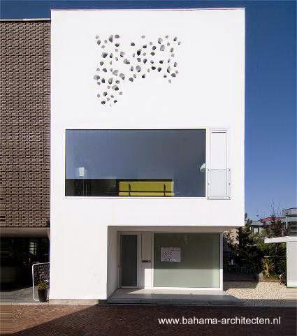 Fachadas de casas modernas y contempor neas paperblog for Fachadas de casas contemporaneas modernas