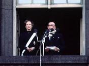 Dinamarca: Proclamación Reina Margarita