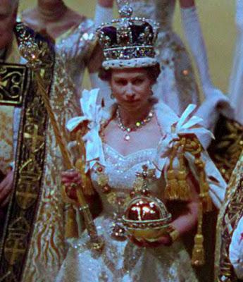 Reino Unido: Coronación Reina Isabel II - Paperblog