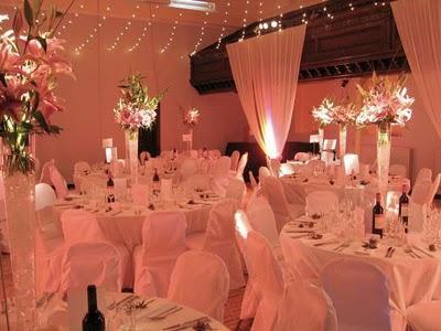 iluminar y decorar una boda