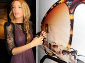 Blake Lively presentación línea Eyewear Tiffany para Primavera 2011