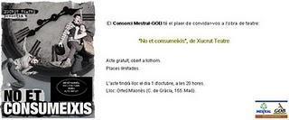 II JORNADAS SOBRE CONSUMO RESPONSABLE DE MENORCA