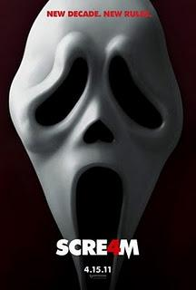 PRONTO: SCREAM 4 (2011)