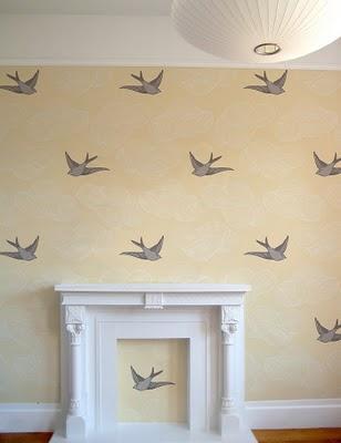 Empapelar paredes algunos apuntes paperblog - Empapelar una pared ...
