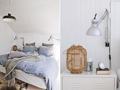 Otra casa con dormitorios en la buhardilla paperblog - Casas con buhardilla ...