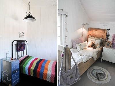 Otra casa con dormitorios en la buhardilla paperblog - Dormitorios en buhardillas ...