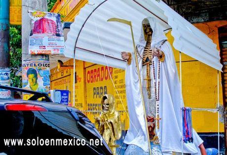 Día de los muertos, festividad mexicana y centroamericana de orien prehispánico