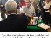 "Campeonato España Individual Absoluto Ajedrez Sauzal"" 2010 Partida ronda"