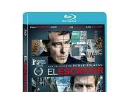 Concurso escritor'. último Roman Polanski Blu-Ray