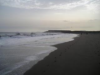 La Playa de La Tejita