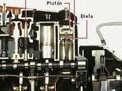 Antiguo motor combustión interna