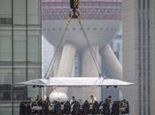 Four Seasons Pudong Shanghai: Comida altura!