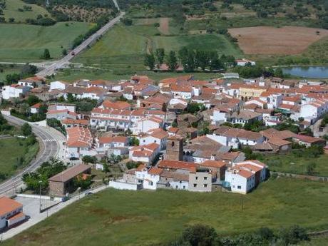 Vistas de Portezuelo desde el Castillo