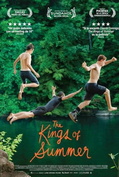 Póster: The Kings of Summer (2013)