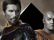 Christian Bale, enfrentado Joel Edgerton primer tráiler 'Exodus: Gods Kings'