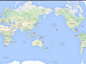 Sumérgete océanos Google Street View Océanos