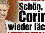 Schumacher muestra mejoría según corinna