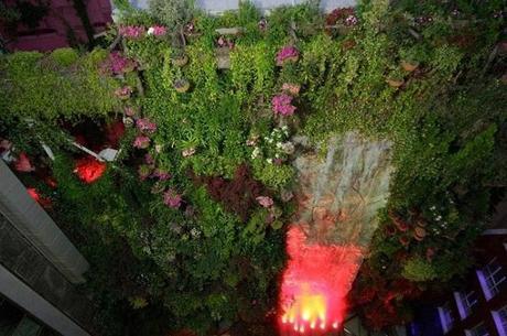 jardin vertical sunsetlookers ilovepitita TERRAZAS DE VERANO   ESPECIAL 2014