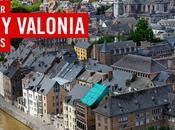 Recorriendo Valonia belga Camino Español