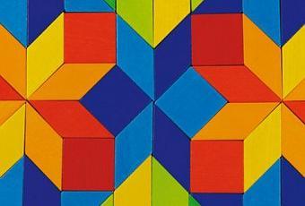 Juego infantil mosaico de colores paperblog - Mosaico de colores ...