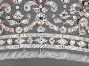 Tiara Reina María Casa Real Reino Unido