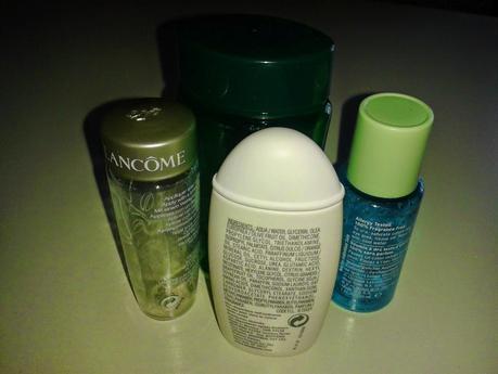 Recicla los envases de muestras para tus viajes paperblog - Botes plastico ikea ...