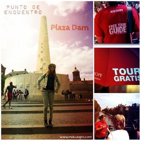 collage plaza dam