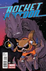 Rocket Raccoon Nº 1