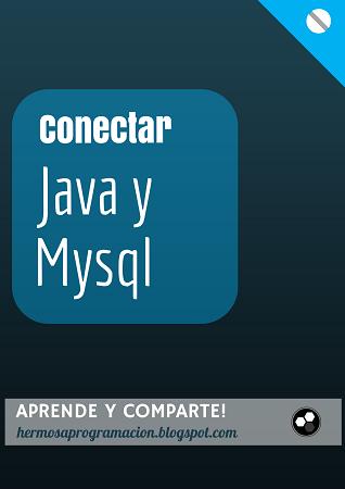 Mysql Java Conexión