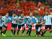 Argentina vence penales Holanda
