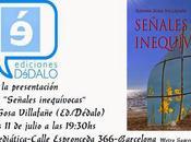 """""""Señales inequívocas"""", presentación"""