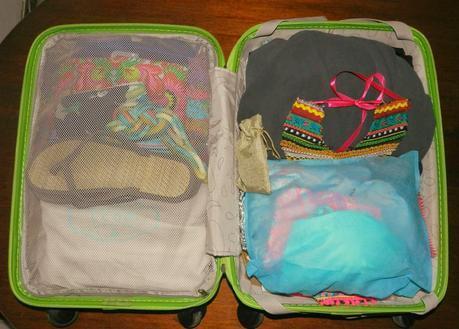 ¿Qué llevo en mi maleta?