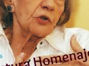 LECTURA HOMENAJE: María Matute
