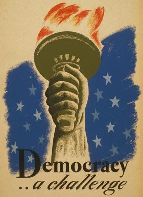 La Revolución Mundial y el sueño de la democracia. Templanza.