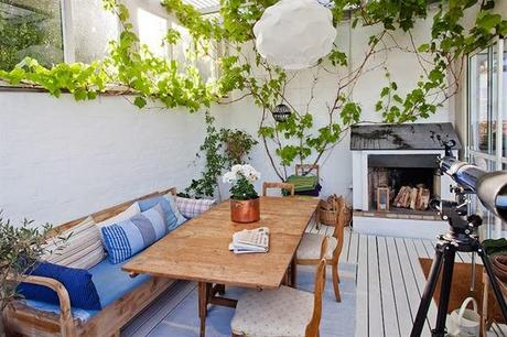 Patios Rusticos  /  Rustic Courtyards