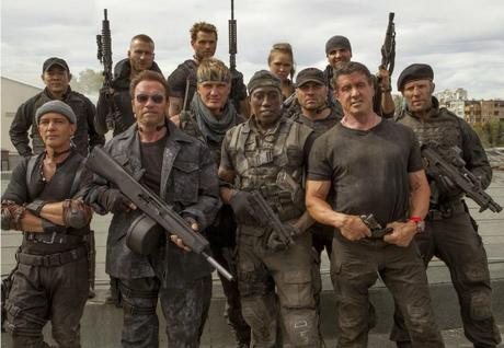 Nuevo Poster Y Trailer De The Expendables 3