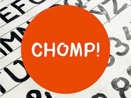 chomp!_font_by_Saltaalavista_Blog