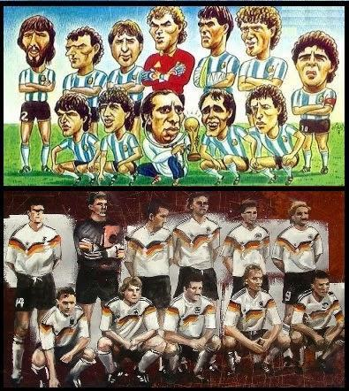 Novela histórica. 1986, 1990, 2014